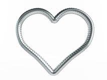 Symbole de coeur de renfort Photographie stock