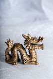 Symbole de dragon de l'an 2012 Photos stock