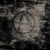 Symbole de graffiti Photographie stock libre de droits