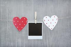 Symbole de jour de valentines Photographie stock libre de droits