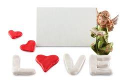 Symbole de jour de Valentines Images stock