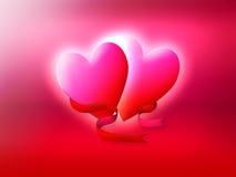 Symbole de l'amour Image libre de droits