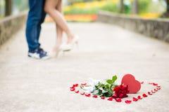 Symbole de l'amour Photos libres de droits