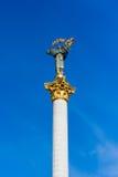 Symbole de l'Ukraine Photos stock