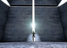 Symbole de la foi illustration libre de droits