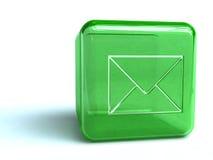 Symbole de lettre Photos libres de droits