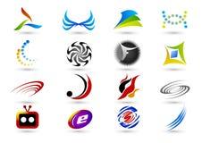 Symbole de logo Photo stock