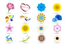 Symbole de logo Photographie stock libre de droits