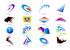 Symbole de logo Photographie stock
