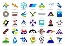 Symbole de logo Images stock