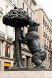 Symbole de Madrid Images libres de droits