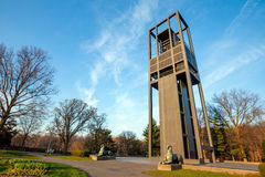 Symbole de monument d'amitié dans le Washington DC Images libres de droits