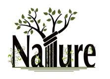 Symbole de nature Photo libre de droits