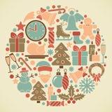 Symbole de Noël Photo stock