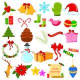 Symbole de Noël saint Photos libres de droits