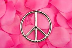 Symbole de paix Images libres de droits