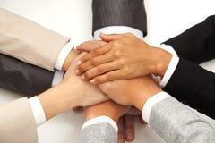Symbole de partenariat Photos libres de droits