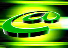 @ symbole de pointe Image stock