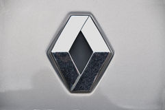 Symbole de Renault Photo stock