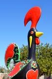 Symbole de tourisme de coq d'Algarve photo libre de droits