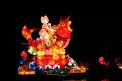 Symbole de Œtradition de ¼ de Lanternï pour la célébration en Chine Image libre de droits