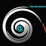 Symbole de transmission Photographie stock libre de droits