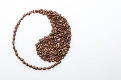 Symbole de Yin et de Yang Photographie stock libre de droits