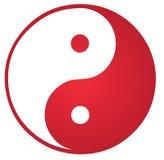 Symbole de Yin Yang Image stock
