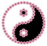 Symbole de Yin Yang Photo stock