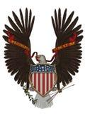 Symbole des USA Photos libres de droits