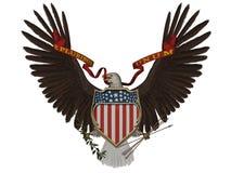 Symbole des USA Images stock