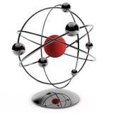 Symbole du mouvement illustration de vecteur