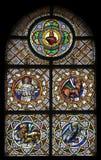 Symbole ewangeliści obrazy royalty free