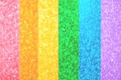 Symbole gai de culture de concept avec le fond de tache floue de bokeh de lumières, SI Photos libres de droits