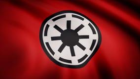 Symbole galactique Logo Flag de République de Star Wars Symbole galactique Logo Flag de République de Star Wars Utilisation édito illustration libre de droits
