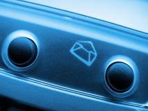 symbole klawiatury pocztę Zdjęcie Royalty Free