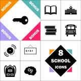 Symbole principal d'ordinateur Photos libres de droits