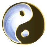 Symbole religieux - tao Images libres de droits