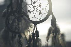 Symbole, religion, receveur rêveur Photographie stock