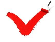 symbole tiré de rouleau illustration de vecteur