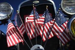 Symbole von Amerika stockfoto