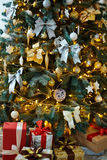 Symbole von Weihnachten lizenzfreie stockfotografie
