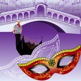 Symbole Wenecja Obrazy Royalty Free