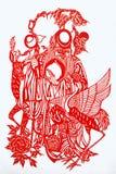 Symbolen van levensduur stock afbeeldingen