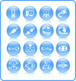 symboler Royaltyfri Foto