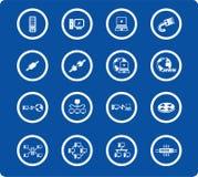symboler Royaltyfria Bilder