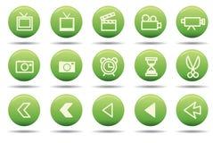 symboler Arkivfoton