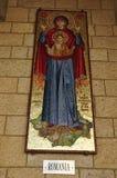 Symboler av helgon Royaltyfria Foton