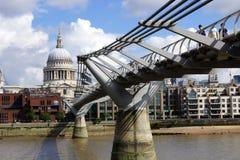 Symboler av London Arkivbild