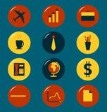 symboler för ai-affär cs2 eps inkluderar Fotografering för Bildbyråer